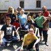 Šermířský kurz v Táboře 2012
