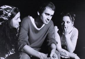 Hudebně dramatické umění – Herecká škola